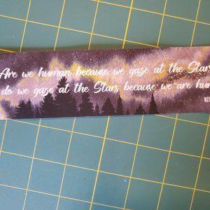 Other - 3/$10 Neil Gaiman Bookmark